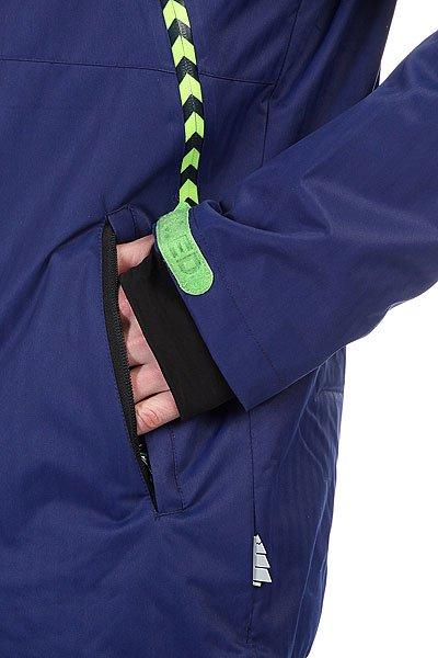 Куртка Picture Organic Contrast Dark Blue