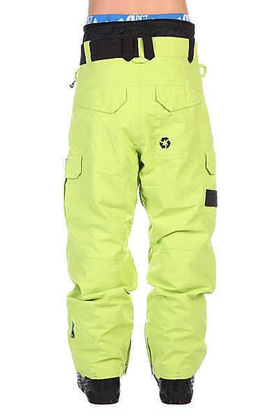 Штаны сноубордические Picture Organic Pant Respect Green