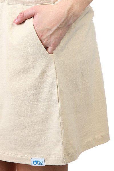 Платье женское Picture Organic Juice Beige