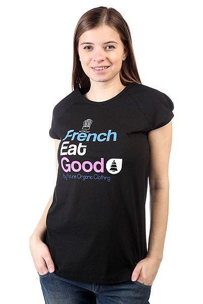 Футболка женская Picture Organic Good Black