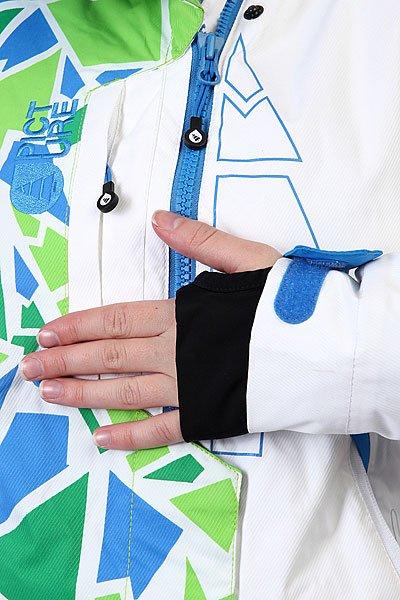 Куртка женская Picture Organic Jkt True Color White