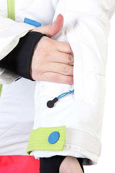 Куртка женская Picture Organic Jkt Leader White