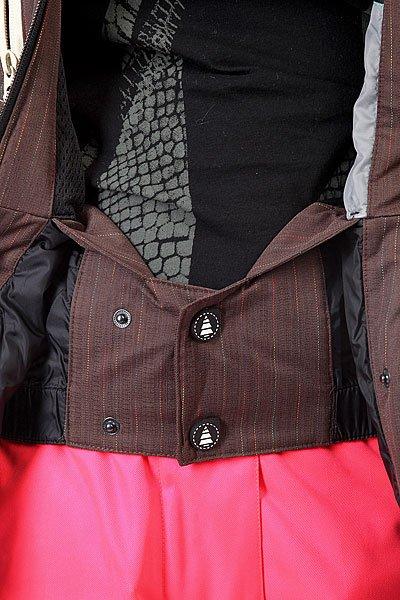 Куртка женская Picture Organic Milk Brown/Beige