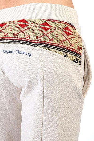 Штаны прямые женские Picture Organic Ness Beige
