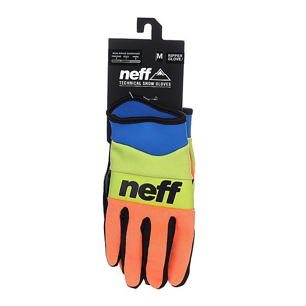 Перчатки сноубордические Neff Ripper Wild