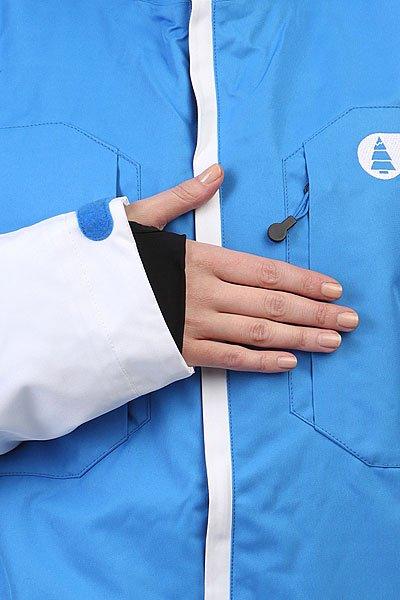 Куртка женская Picture Organic Alaska Jacket Blue