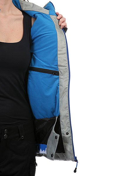 Куртка женская Picture Organic Bioceramic Profile 2 Jacket Grey