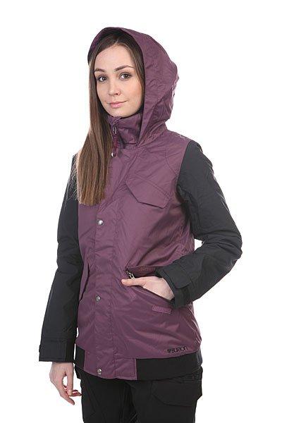 Куртка женская Burton W Twc Sunset Jacket Wigwam/ True Black