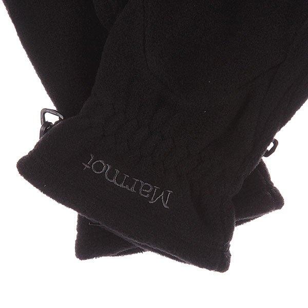 Перчатки Marmot Fleece Glove True Black