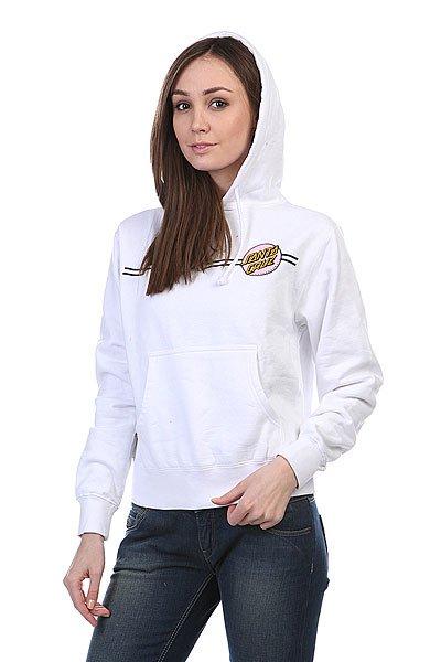 Кенгуру женская Santa Cruz Other Dot Pullover White