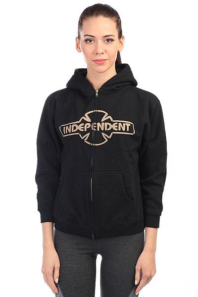 Толстовка женская Independent Ultimatum Discharge Black