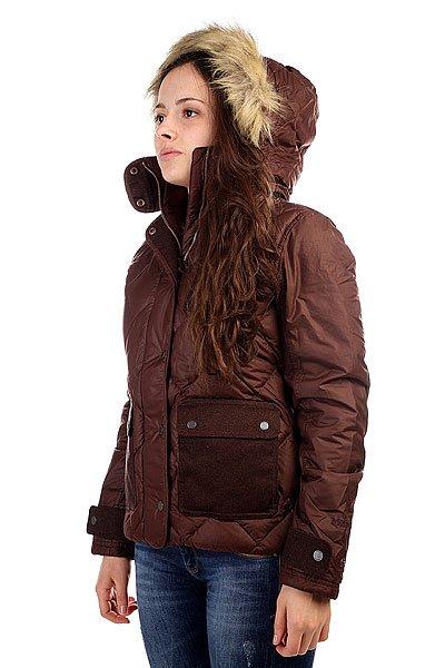 Куртка женская Marmot Wms Fab Down Jacket Red Night