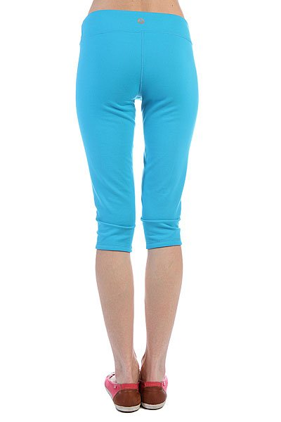 Леггинсы женские Marmot Wms Catalyst 3/4 Rev. Tight Atomic Blue/Dark Steel