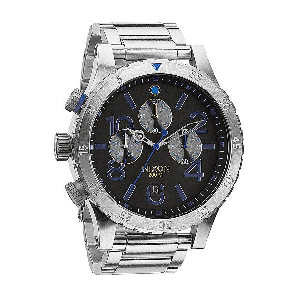 Часы Nixon 48-20 Chrono Midnight Gt