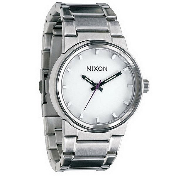 Часы Nixon Cannon White