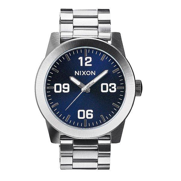 Часы Nixon Corporal Ss Blue Sunray