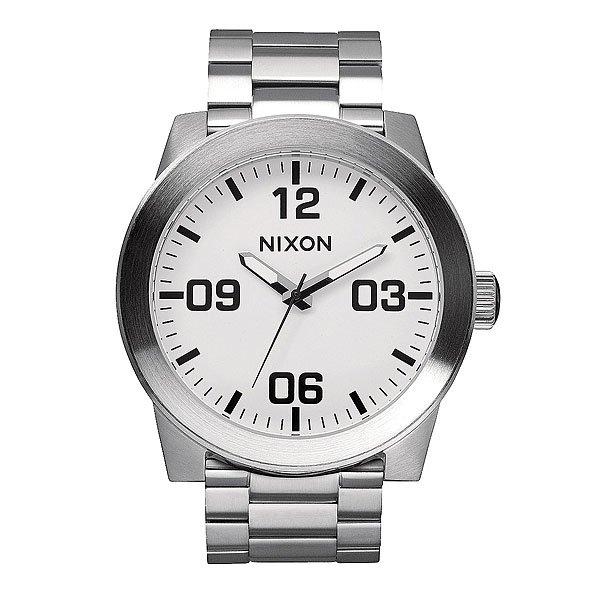 Часы Nixon Corporal Ss White