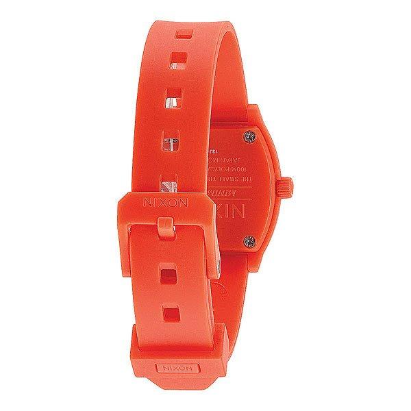 Часы женские Nixon Small Time Teller P Red Pepper