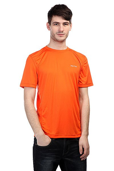 Футболка Marmot Windridge Sunset Orange