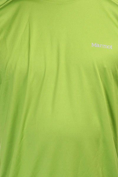 Футболка Marmot Windridge Green Lichen