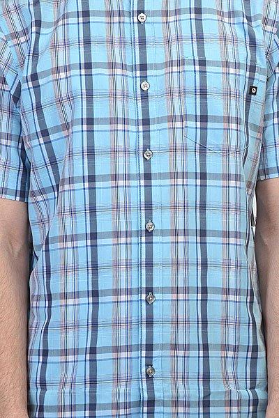 Рубашка в клетку Marmot Newport Crystal Blue
