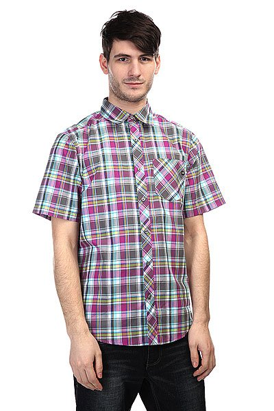 Рубашка в клетку Marmot Homestead Slate Grey