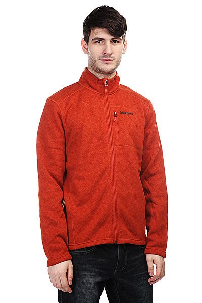 Толстовка Marmot Drop Line Jacket Dark Rust