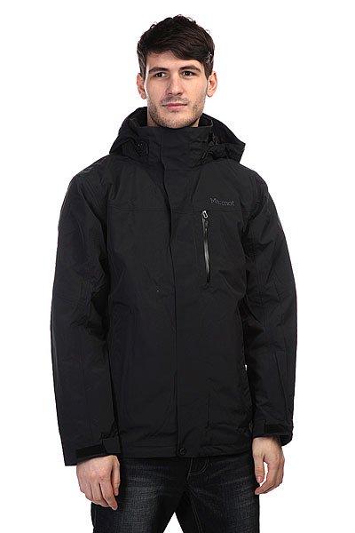 Куртка  Marmot Bastione Component Jacket Black