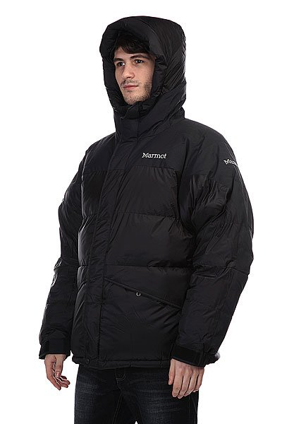Пуховик Marmot 8000 Meter Parka Black