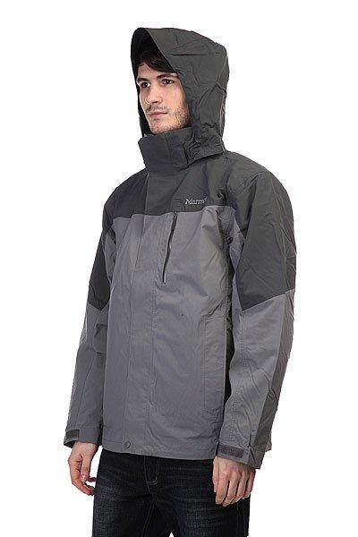 Куртка  Marmot Bastione Component Jacket Cinder/Slate Grey