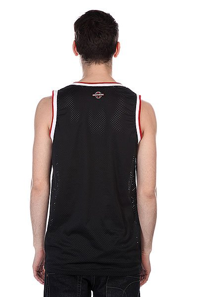 Майка Independent Scrimmage Jersey Tank Black