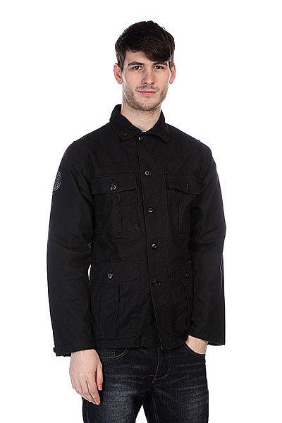 Куртка джинсовая Independent Occupy Military Black