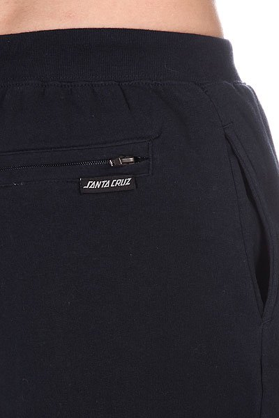 Штаны широкие Santa Cruz Classic Strip Sweat Pant Navy