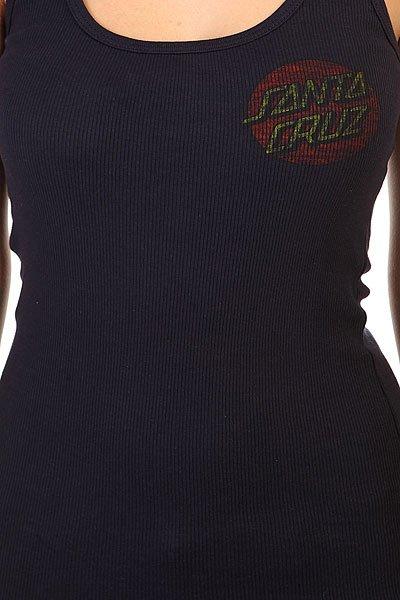 Платье женское Santa Cruz Classic Dot Tank Navy