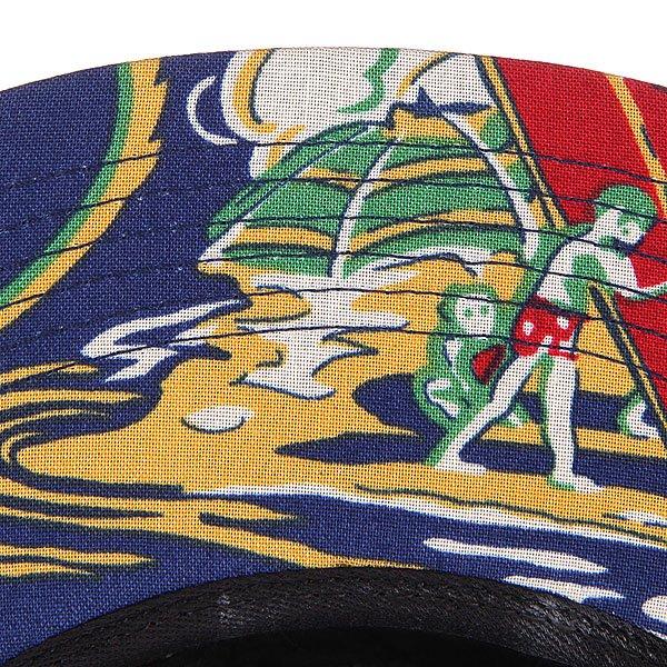 Бейсболка Huf Souvenir Volley Blue