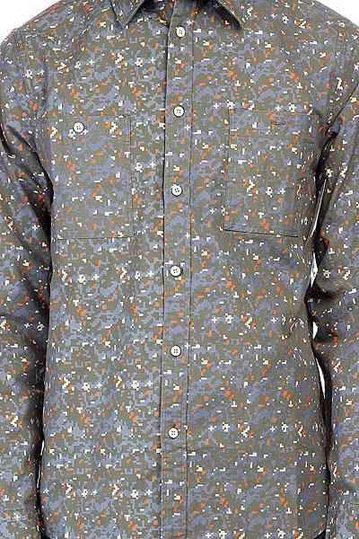 Рубашка Altamont Parse Ls Woven Camo