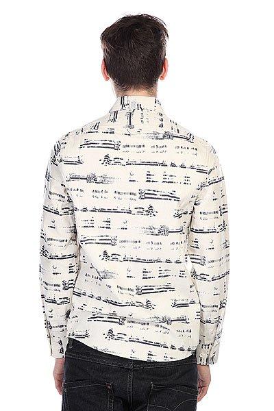 Рубашка Altamont Vax Ls Flannel Bone