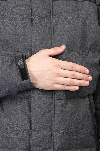 Пуховик Globe Barnsley Jacket Char Marle