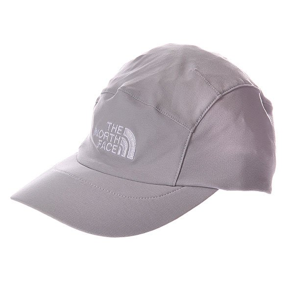 Бейсболка The North Face Soft Shell Hat Rise Grey