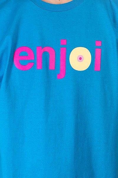Футболка Enjoi Boobie Turquoise