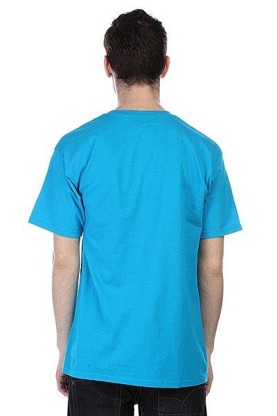 Футболка Blind 60-s Og Logo Turquoise