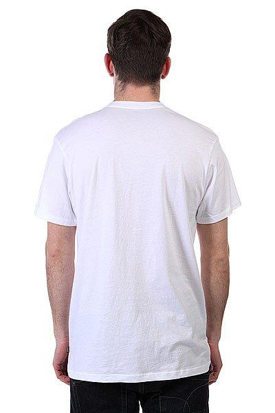 Футболка Huf Original Logo White