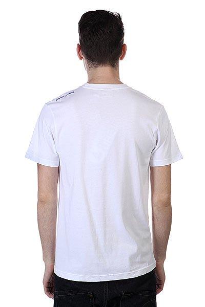 Футболка Picture Organic Basement Deco White