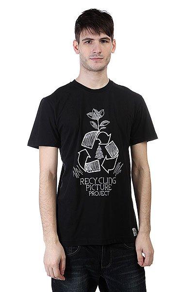 Футболка Picture Organic Planet Black