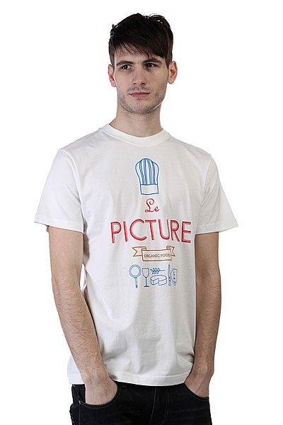 Футболка Picture Organic Chef White