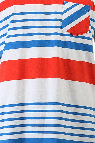 Майка Picture Organic Ocean Top White Stripe