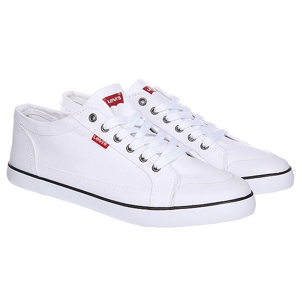 Кеды Levis Venice Beach Low.2733 Brilliant White