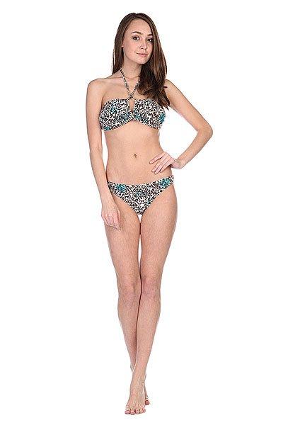 Купальник женский Animal Ilsa Bikini Beige/Brown/Blue