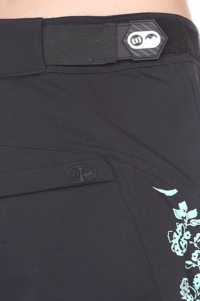Шорты Animal Soft Shell Bike Short - Mid Weight. Sp904 Black