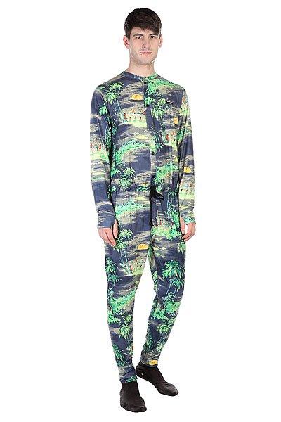 Термобелье (комбинезон) Burton Mb Union Suit North Shore